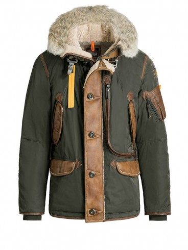 PARAJUMPERS FORREST MEN SPECIAL EDITION