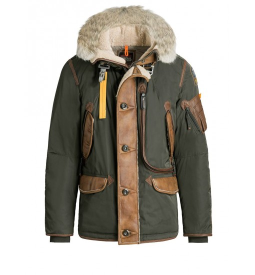 PARAJUMPERS FORREST MEN BUSH