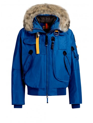 PARAJUMPERS GOBI MEN BLUE