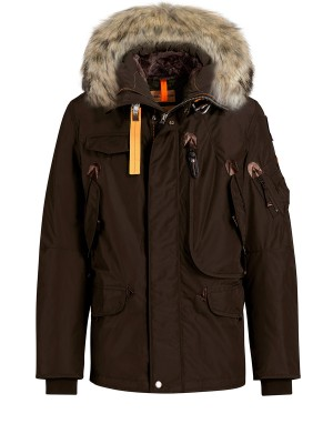 PARAJUMPERS RIGHT HAND MEN BROWN