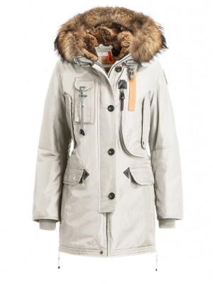 PARAJUMPERS KODIAK WOMAN CHALK