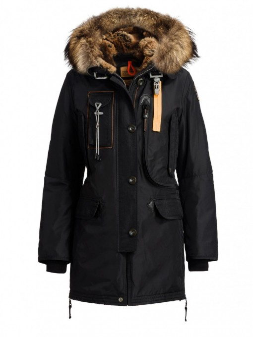 PARAJUMPERS KODIAK WOMAN BLACK