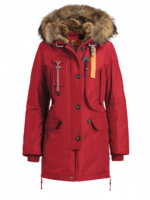 PARAJUMPERS KODIAK WOMAN RED