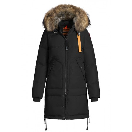 PARAJUMPERS LONG BEAR WOMAN BLACK