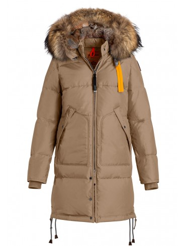 PARAJUMPERS LONG BEAR WOMAN CAPPUCCINO