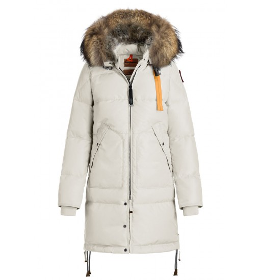 PARAJUMPERS LONG BEAR WOMAN CHALK