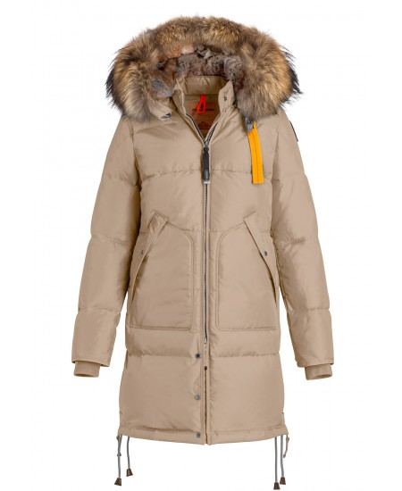 PARAJUMPERS LONG BEAR WOMAN IVORY