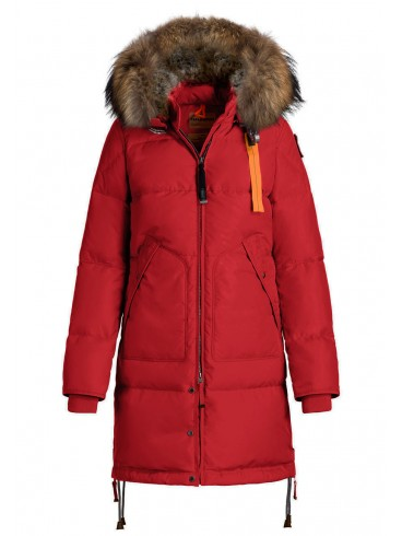 PARAJUMPERS LONG BEAR WOMAN RED (SALE)