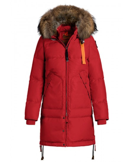 PARAJUMPERS LONG BEAR WOMAN RED